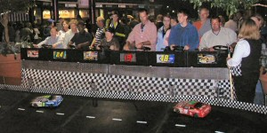 Micro Reality Racing for Convention Entertainment