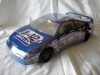 Custom Car For Birmingham CBS Affiliate